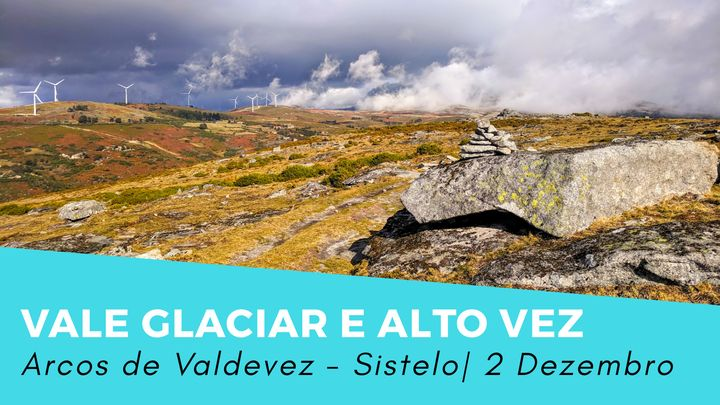 Vale Glaciar e Alto Vez