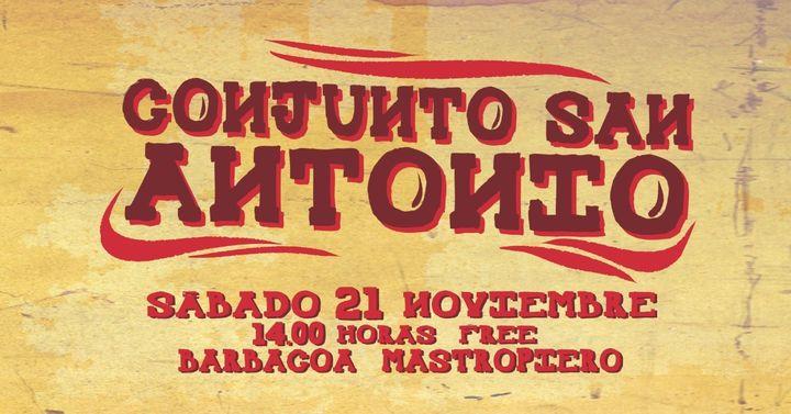 Conjunto San Antonio / 21 Noviembre 2020 / Cáceres