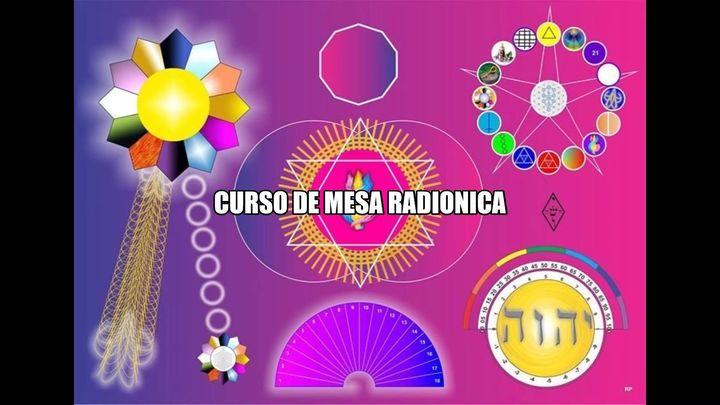 Curso de Mesa Radionica