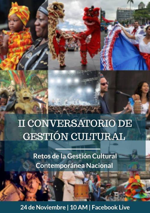 Retos de la Gestión Cultural Contemporánea Nacional