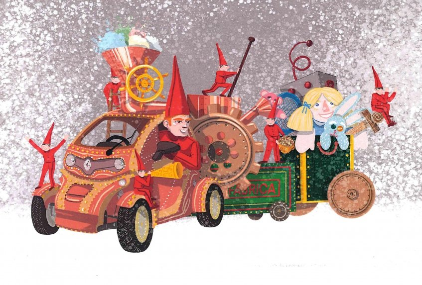Desfile Sustentável de Natal - Freguesia de Freiria