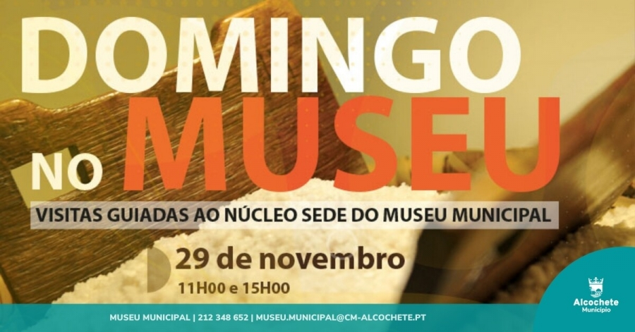 Domingo no Museu