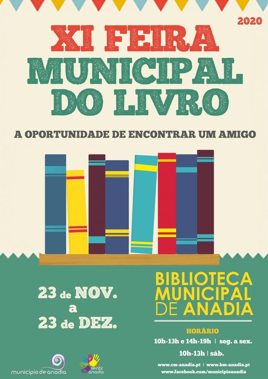 XI Feira Municipal de Livro