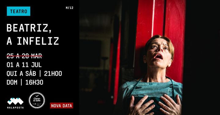 Teatro| 'BEATRIZ, A INFELIZ'