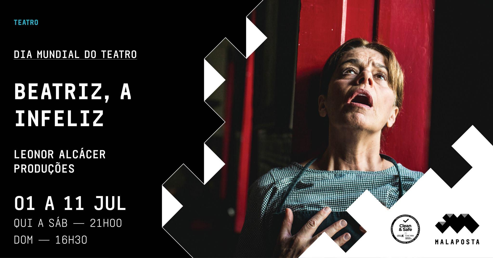 Teatro  'BEATRIZ, A INFELIZ'