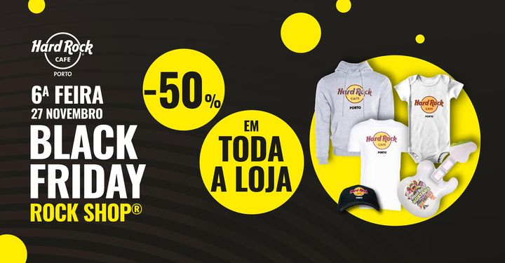 Black Friday | Rock Shop®