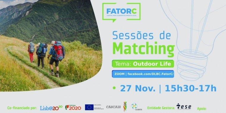 FatorC | Sessões de Matching