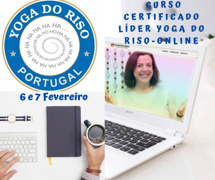 Curso Certificado Líder Yoga do Riso - Online