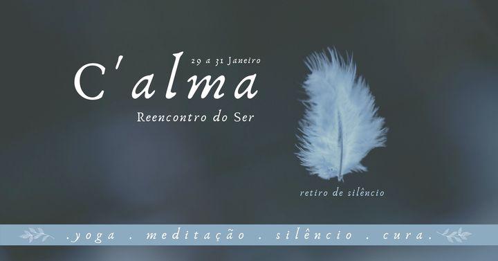 C'alma | Retiro de Silêncio