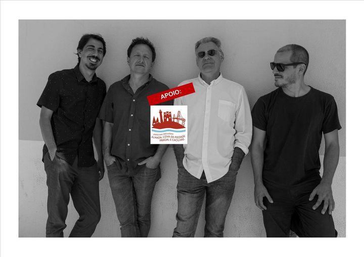 JAZZ'me//9º ANIVERSÁRIO CINE INCRÍVEL//Quarteto//€5