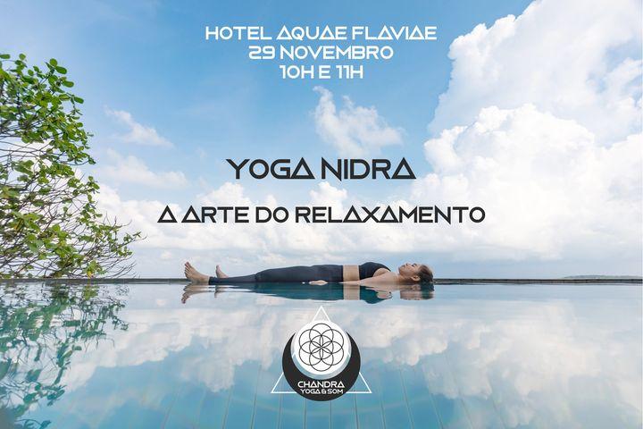 Yoga Nidra - A Arte do Relaxamento