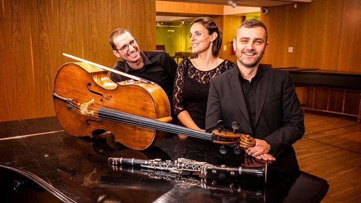 Recital do Trio Senza Misura