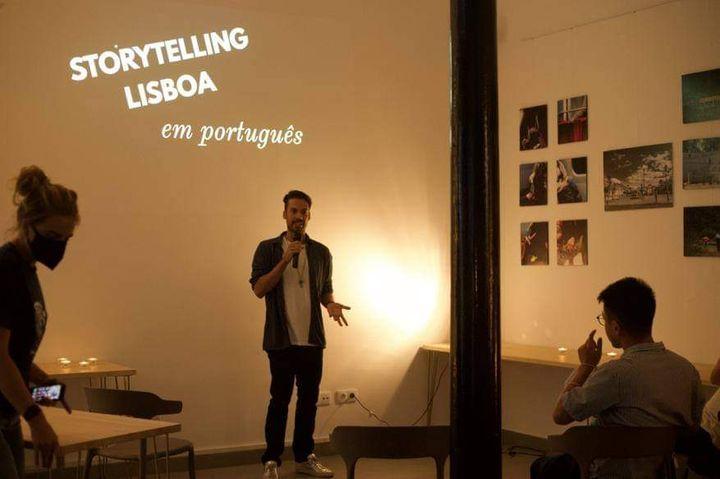 Storytelling em Português: 'Saudade'