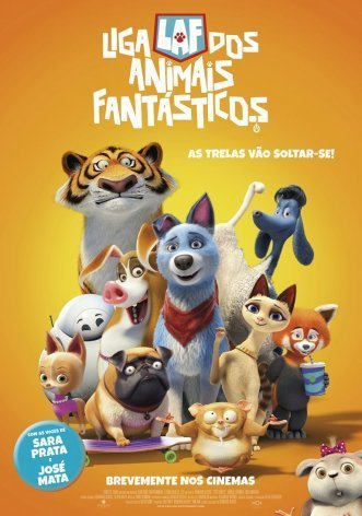 A Liga dos Animais Fantásticos (V.P.)