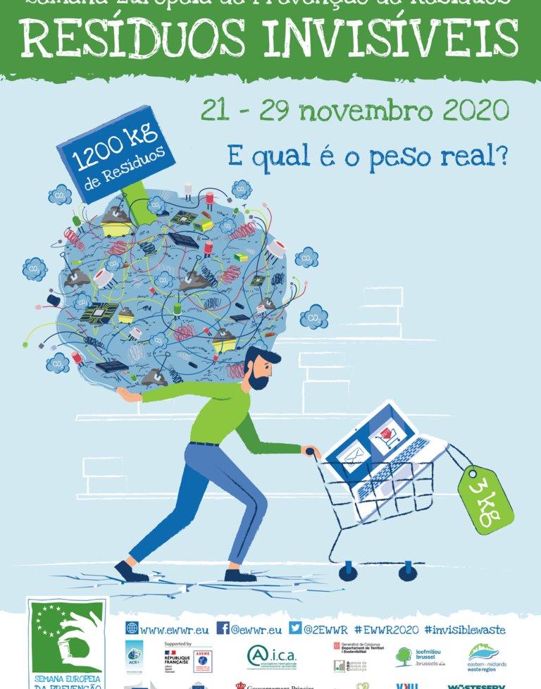 Semana europeia da Prevenção de Resíduos ...
