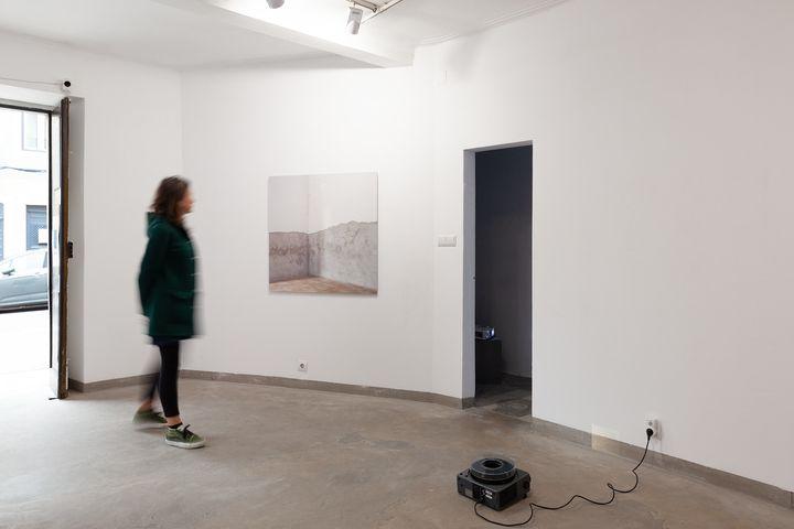 """Visita guiada da exposição """"FUTURE NOTHING"""" de Nuno Direitinho"""