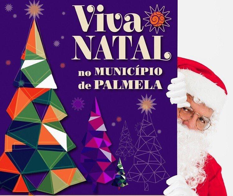 VIVA O NATAL NO MUNICÍPIO DE PALMELA 2020