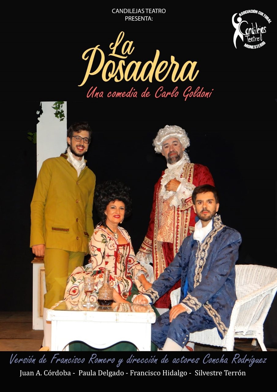 Teatro: «La posadera» (Muestra de Teatro Amateur)