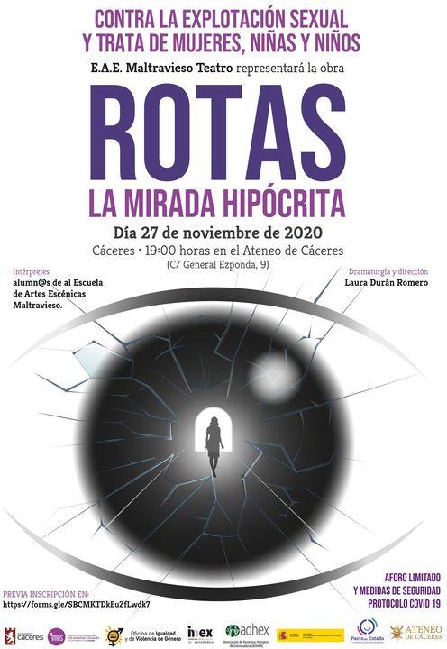 ROTAS, LA MIRADA HIPÓCRITA