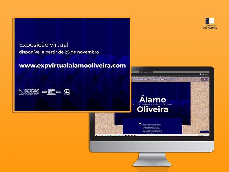 Exposição Virtual | Álamo Oliveira