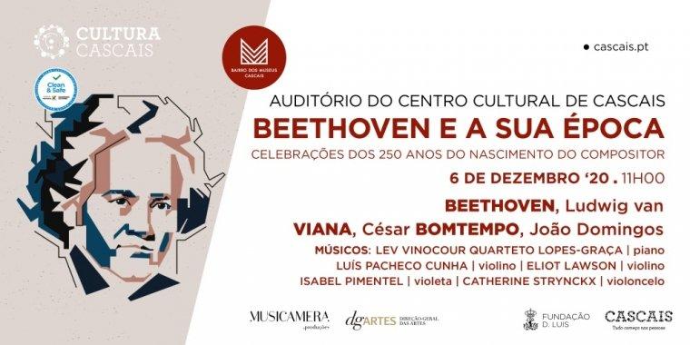 Beethoven e a sua época | Celebrações dos 250 anos do nascimento do compositor