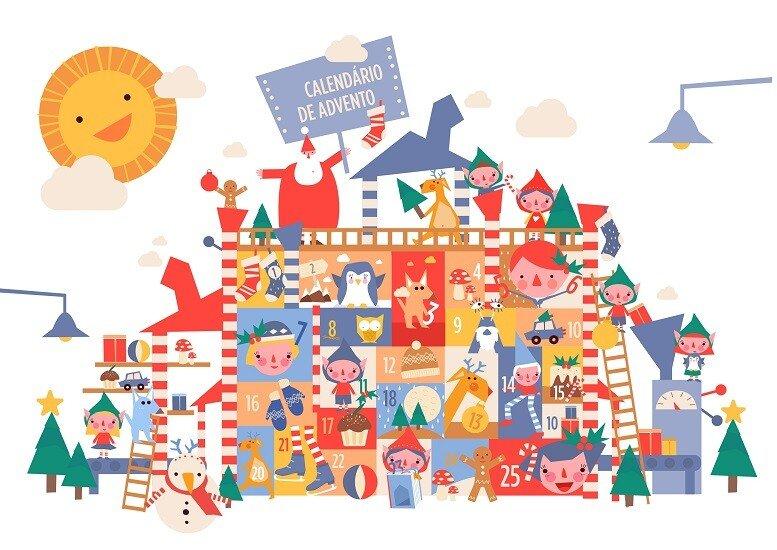 Fábrica do Pai Natal // Programação infantil