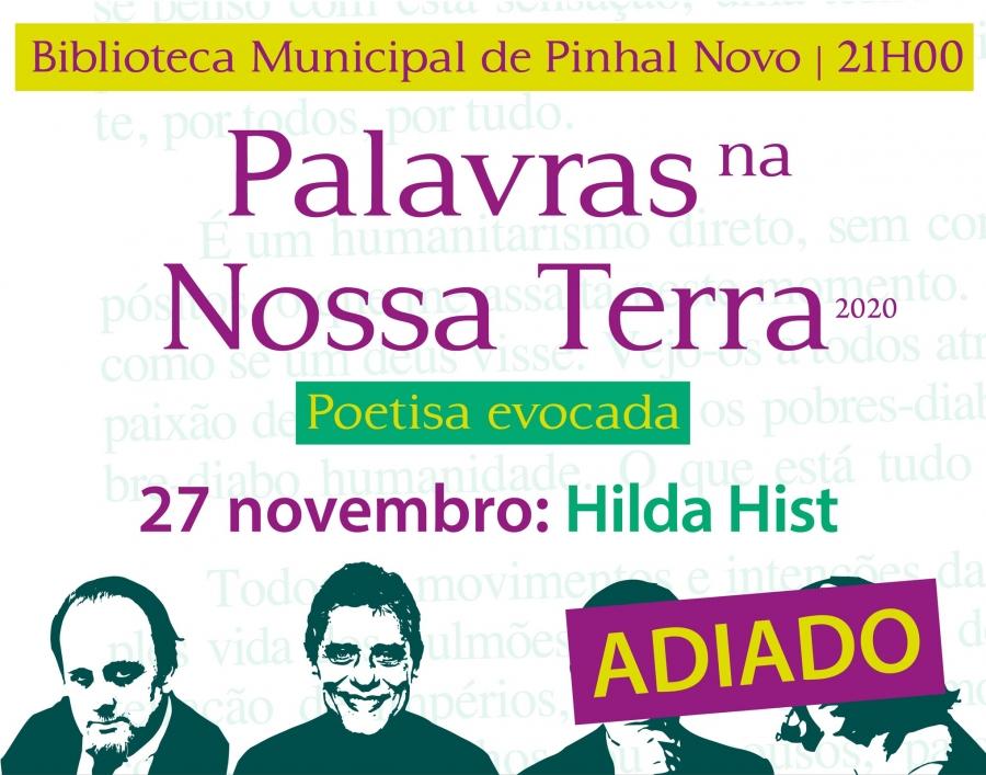 ADIADO - PALAVRAS NA NOSSA TERRA: ENCONTROS DE ...