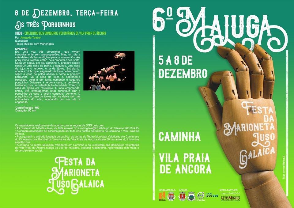 6º MALUGA - FESTA DA MARIONETA LUSO GALAICA