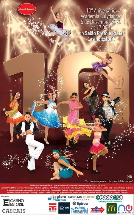 Espetáculo 10º Aniversário