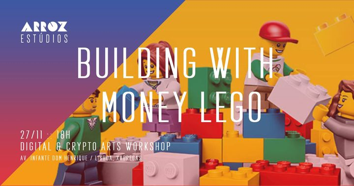 Building with Money Lego