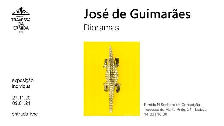 Dioramas | José de Guimarães