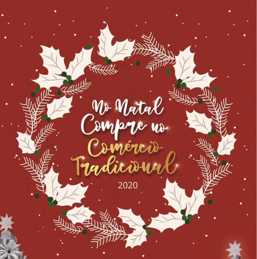 """""""No Natal Compre no Comércio Tradicional"""" do concelho de Santiago do Cacém"""