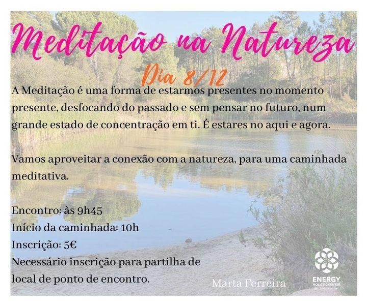 Caminhada Meditativa 8 Dezembro