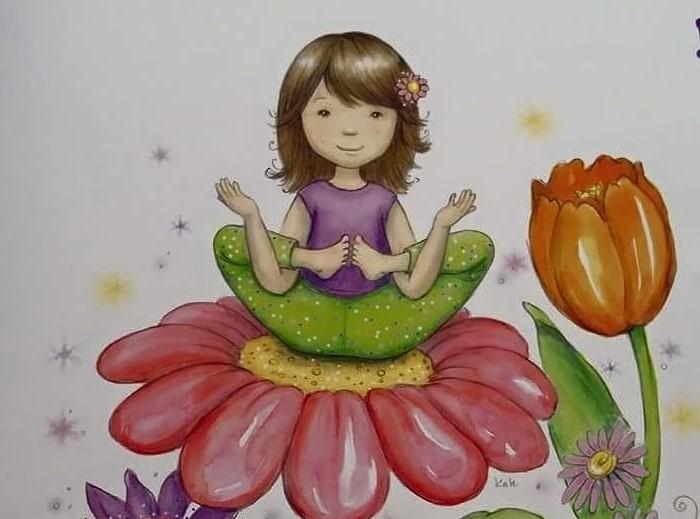 Yoga e Meditação Infantil