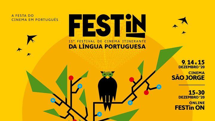 FESTin - 11º Festival de Cinema Itinerante da Língua Portuguesa