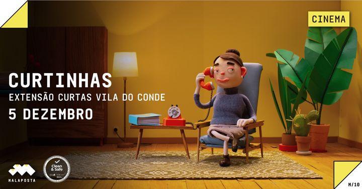 CINEMA | ' Curtinhas' de Vila do Conde