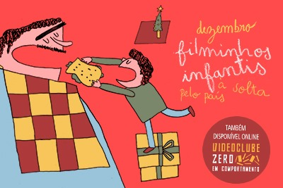 FILMINHOS INFANTIS À SOLTA PELO PAÍS