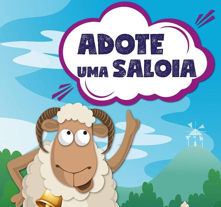 APRESENTAÇÃO DO PROJETO 'ADOTE UMA SALOIA'