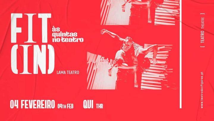Fit (IN) com João de Brito, Yola Pinto e Noiserv [SUSPENSO]