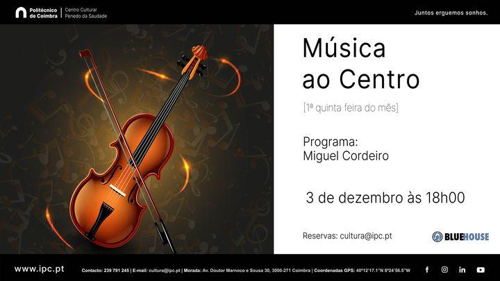 Música ao Centro