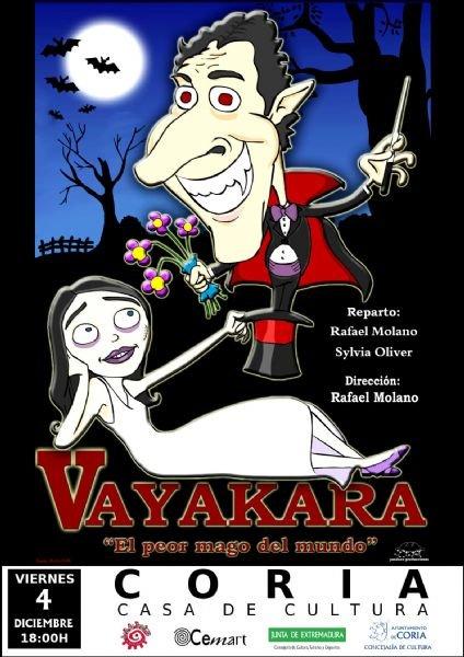 Vayakara, el peor Mago del Mundo