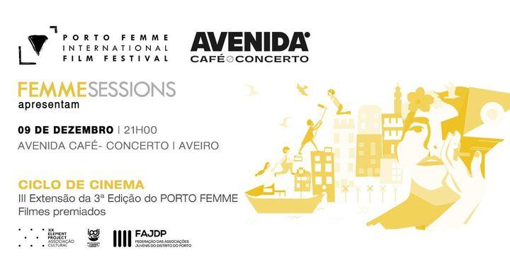 FEMME Sessions #22 | Avenida Café Concerto - Aveiro