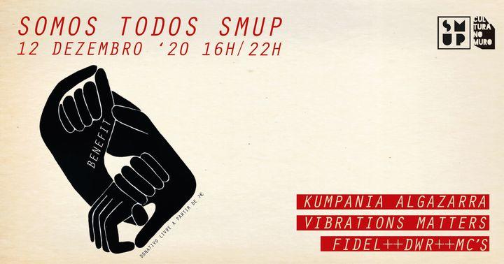 BENEFIT SMUP - 12 DE DEZEMBRO'20
