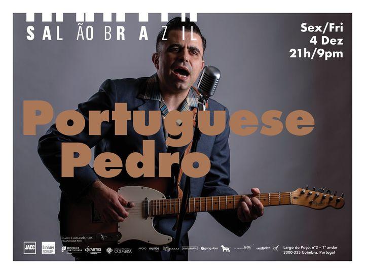 Portuguese Pedro, uma viagem pelas raízes do rock