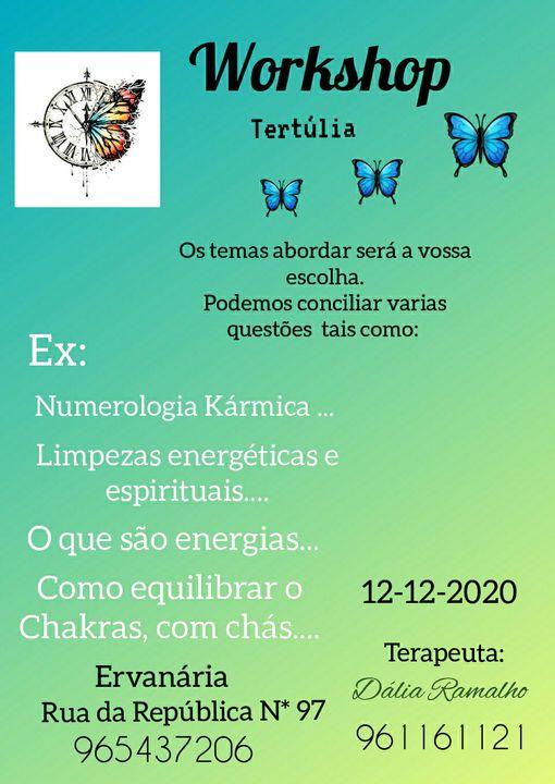 Workshop / Tertúlia