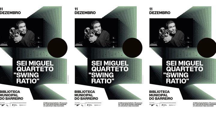 Sei Miguel Quarteto: 'Swing Ratio' ▰