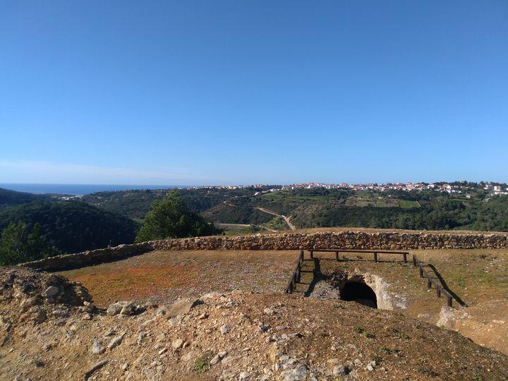 Por vales e ribeiras, à conquista do Forte do Zambujal