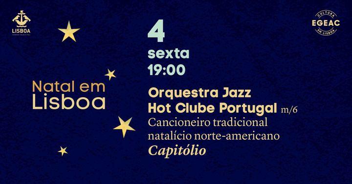 Orquestra de Jazz do Hot Clube de Portugal - Natal em Lisboa
