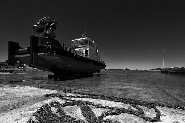 A Arte dos Barcos