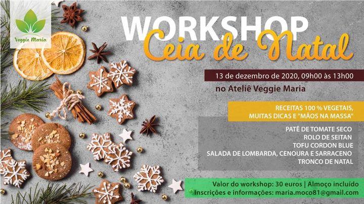 Workshop Ceia de Natal
